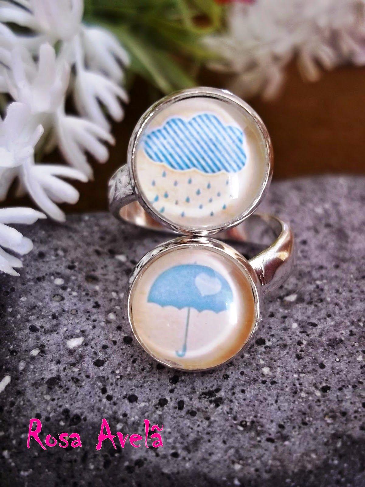 Rosa Avelã: O anel para fazer conjunto!