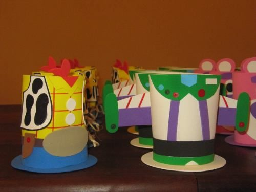 Birthday Party Ideas Molde Do Chapeu Woody Toy Story