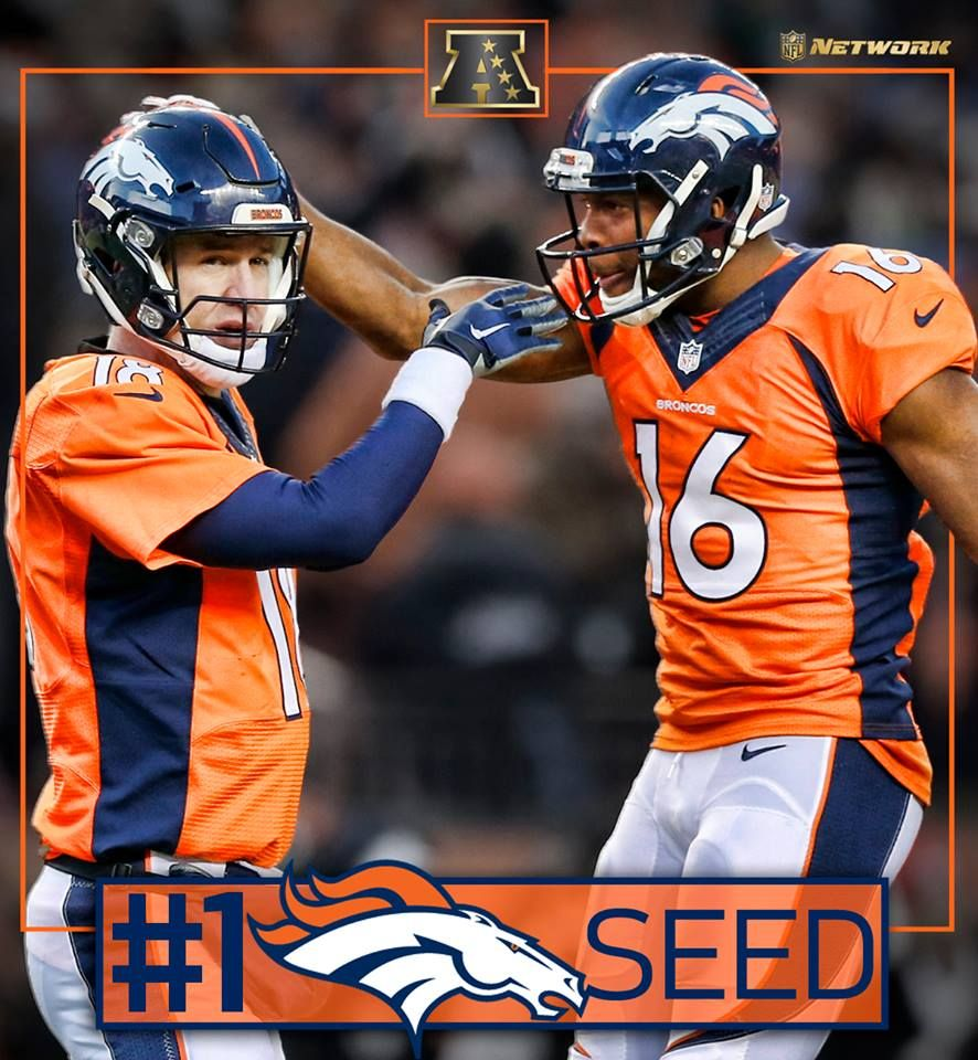 NFL Network 01/03/16 Denver Wins Over San Diego To Clinch The #1 Seed