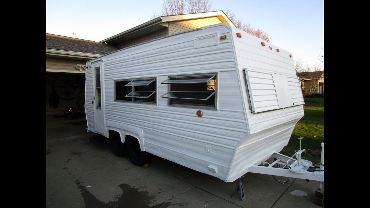 Awesome Camper Roof Ideas You Would Repair Your Roof First First Thing You Re Going To Wish To Do Is Clean Your Roof Rubber Roofs Arrive In Two Types When I