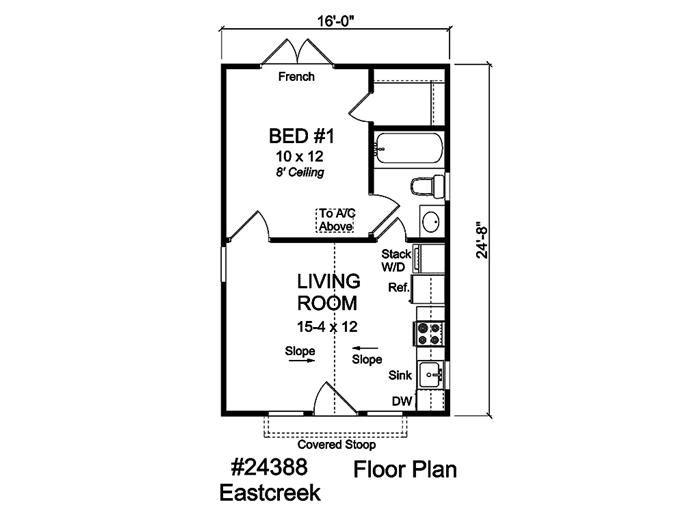 178 1345 Floor Plan Main Level