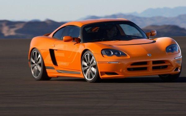 #Dodge Circuit EV, Orange, Concept