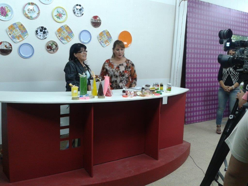 Invitación al programa de TV IdeHogar, Canal Cristal!!