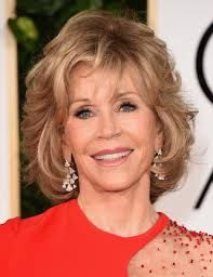 Image result for jane fonda hair
