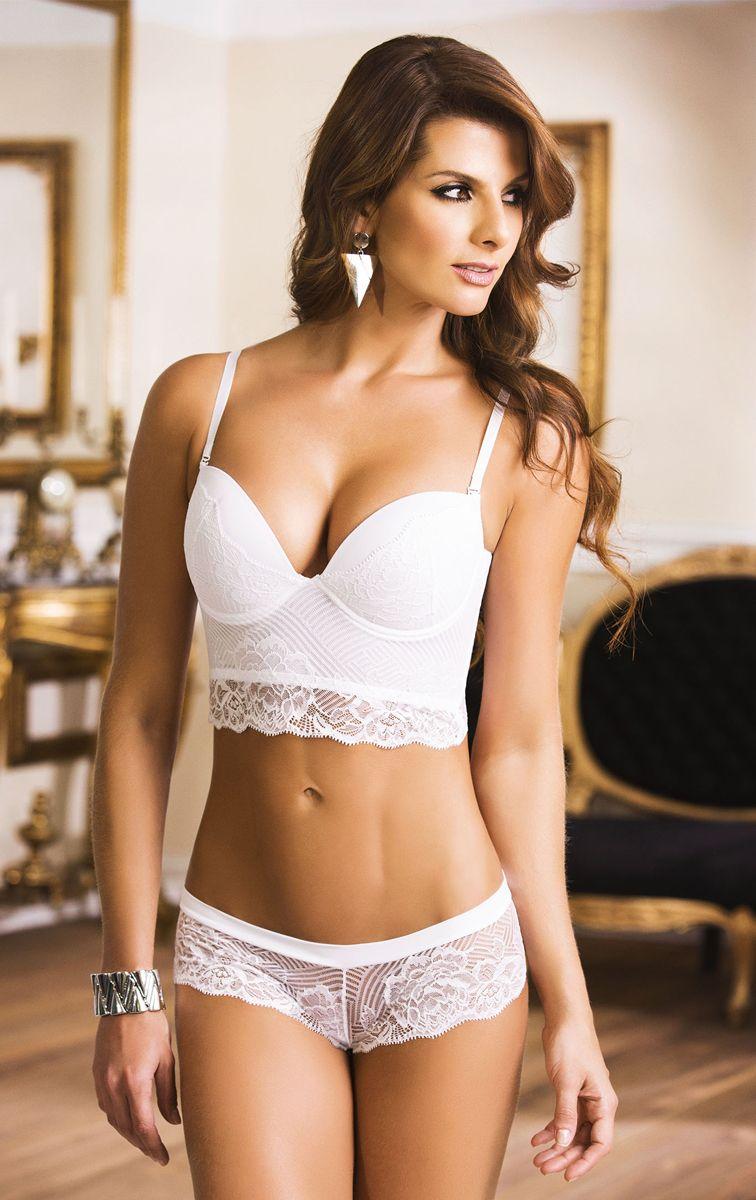 Chamela presenta su primera colecci n en ropa interior de - Ropa interior femenina sexis ...