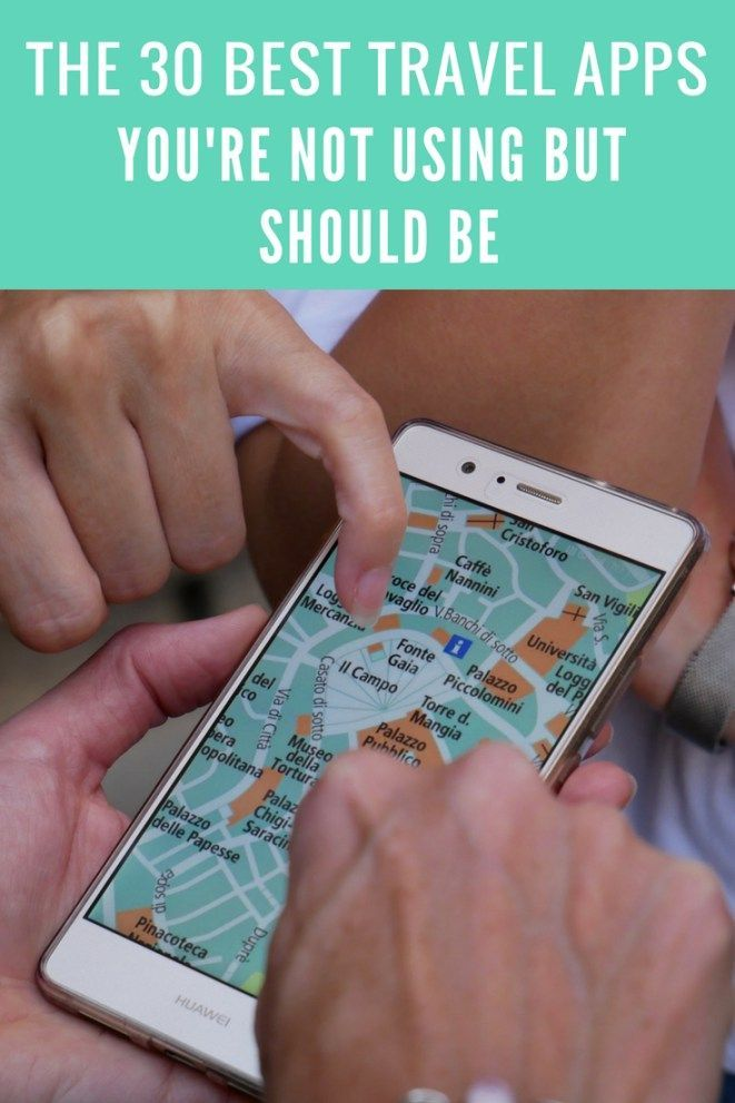 30 Best Travel Apps to Download Before Going on a Trip