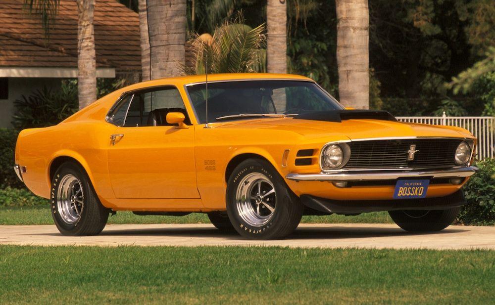Image Result For Grabber Orange Boss 429 1970 Ford Mustang Ford Mustang Boss Ford Mustang