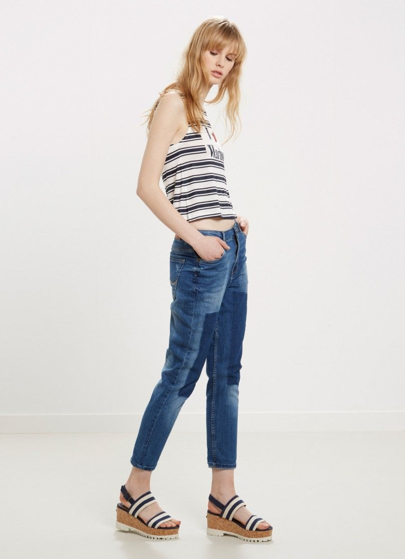 Auf Pepe Jeans London kaufen | Regular Jeans MOMSY | Pepe Jeans London