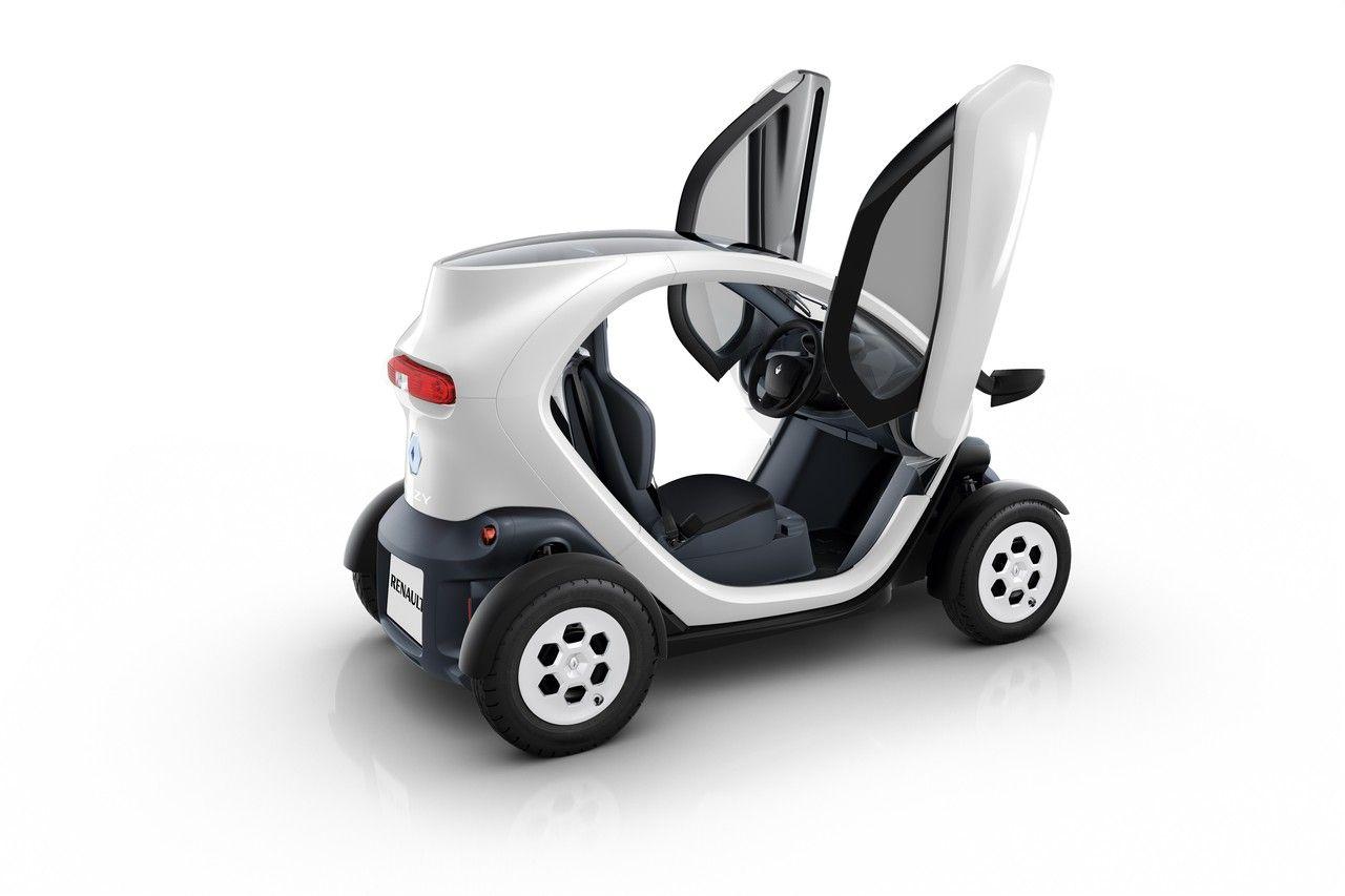 Renault Twizy El Vehiculo Electrico Más Barato Del Mundo Vehiculo Electrico Coche Eléctrico Coches Y Motocicletas