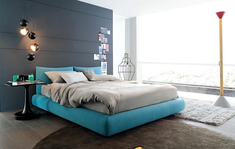 Tweepersoonsbedden voor moderne slaapkamers u2013 50 modellen