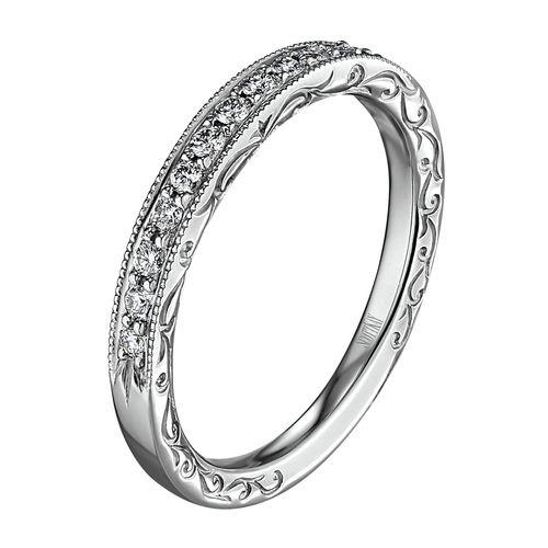 Engagement Rings Okc: Scott Kay Wedding Band B1227RD10PP