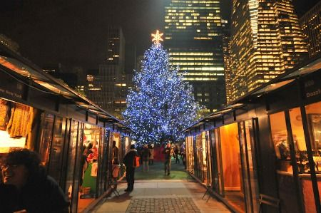 Bryant Park Christmas Market.Holiday Shops At Bryant Park Nyc 4 Us Holiday Market
