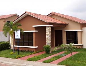 Casas De Una Planta En Ciudad Celeste Fachadas De Casas Fachadas De Casas Terreas Faxadas De Casas