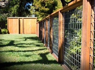 comely yard fencing quotes and yard fencing options for dogs