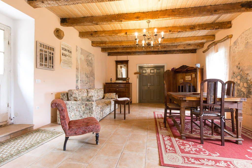 1700 historic Villa with gardens near Nehaj castle