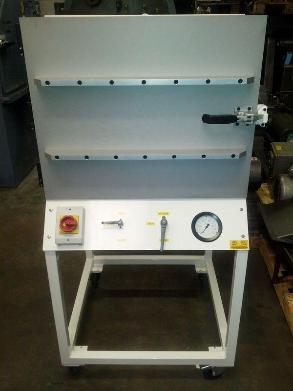 Vacuum Degassing Box Chamber