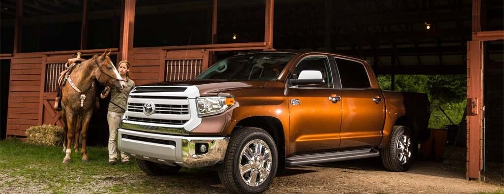 2016 Toyota Tundra 1794 Edition Review