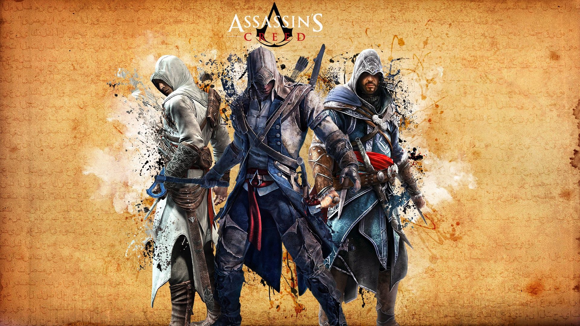 Wallpaper Hd Games Collection For Free Download Assassin S Creed Wallpaper Creed Wallpaper Assassin S Creed Hd