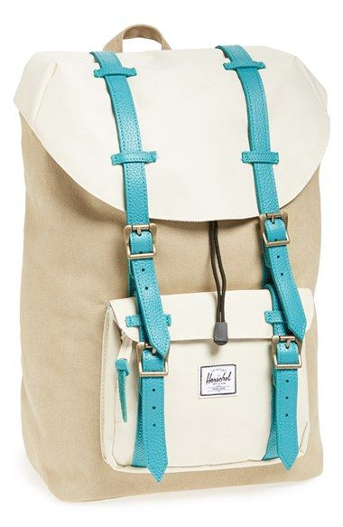 68fd5588c0bf Herschel Supply Co.  Little America - Medium  Canvas Backpack available at   Nordstrom