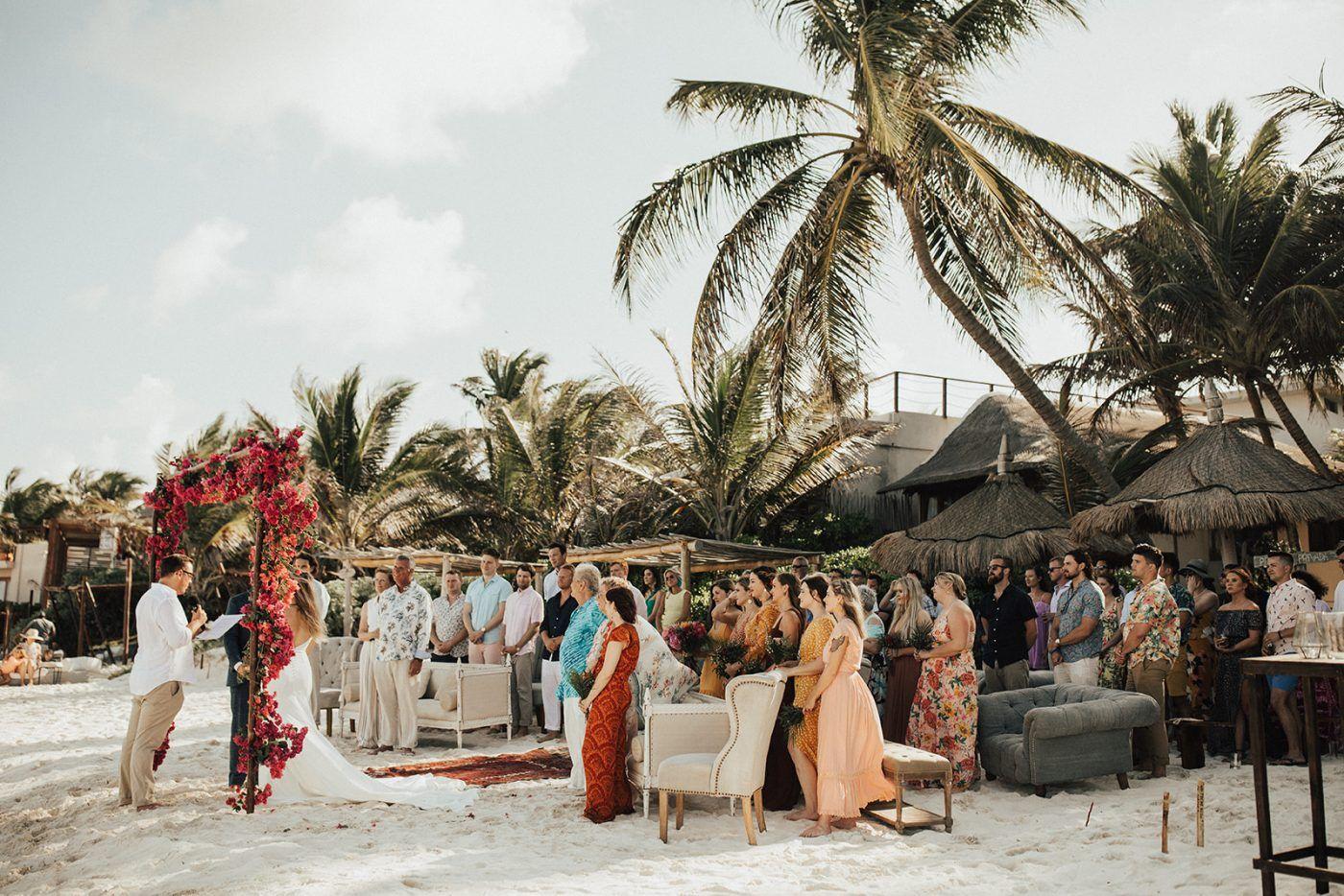 Mahayana Tulum Wedding Venue | Photo by Lauren Nicole | # ...