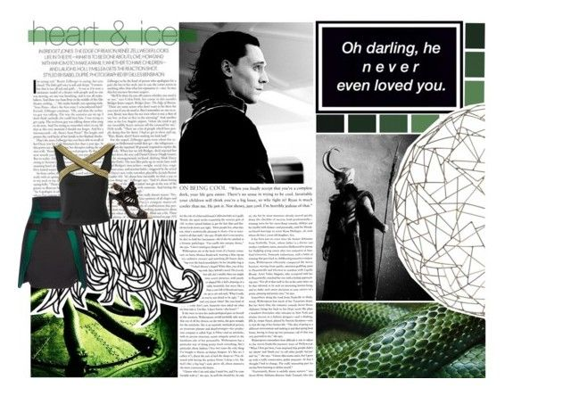 """""""&& / """"I think part of me knew the second I saw him that this would happen."""" 
