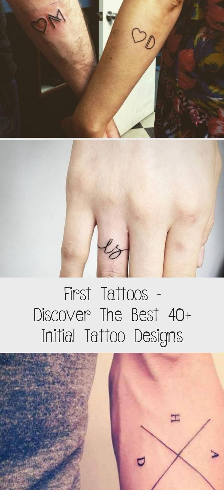 First tattoos  Discover the best 40 Initial Tattoo Designs  First tattoos  Discover the best 40 Initial Tattoo Designs