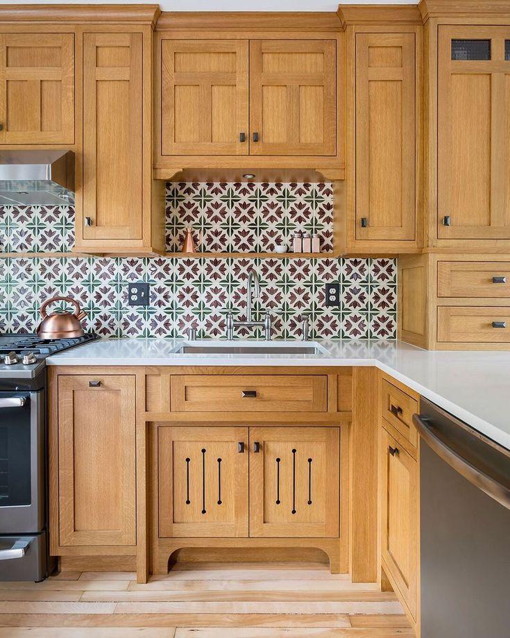 The Elements of a Craftsman Kitchen | Craftsman kitchen ...