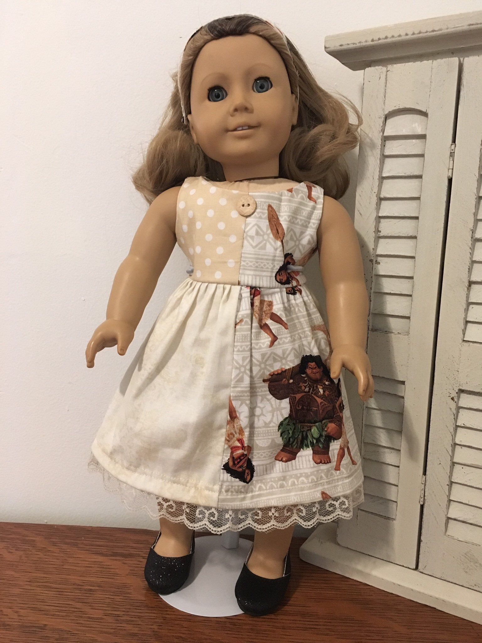 American girl doll outfit ~ 18 inch doll outfit ~ granddaughter gift ~ our generation doll ~ journey girl doll outfit ~ Aesthetic clothing