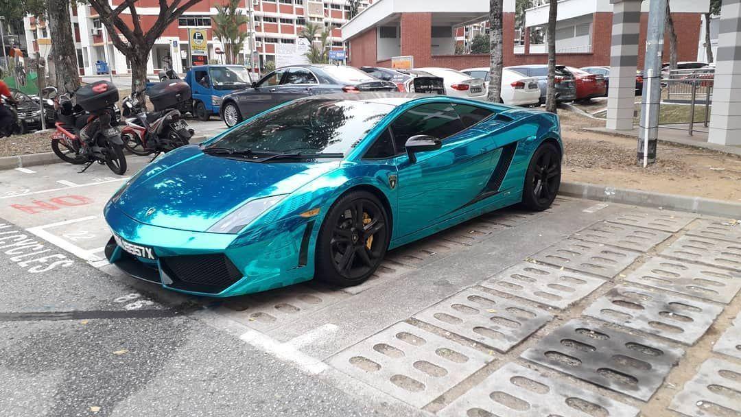 Make Passive Income & Love What You Do with CTFO Insane colour on this Lamborghini Gallardo!Insane