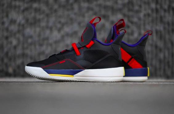 Air Jordan 33 Gets a  Tech  Colourway - Sneaker Freaker 87f0c333c