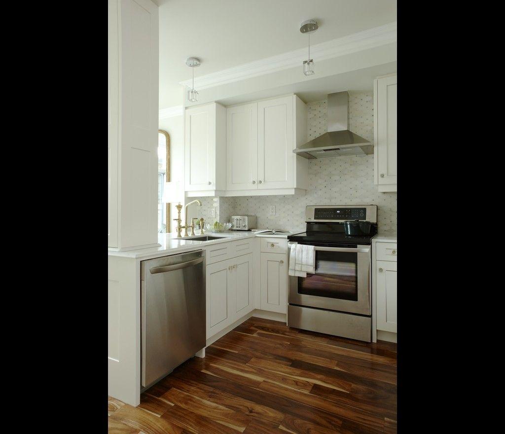 Sarah Richardson Kitchen Designs: Condo Kitchen, Kitchen Peninsula