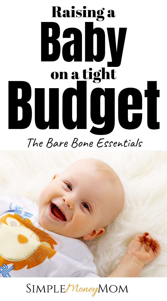 db3a2de9e How to Save Money Raising a Baby on a Tight Budget