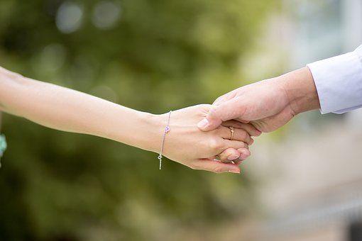Hand In Hand Liefde Hart Hands Heart Hands Heart Images