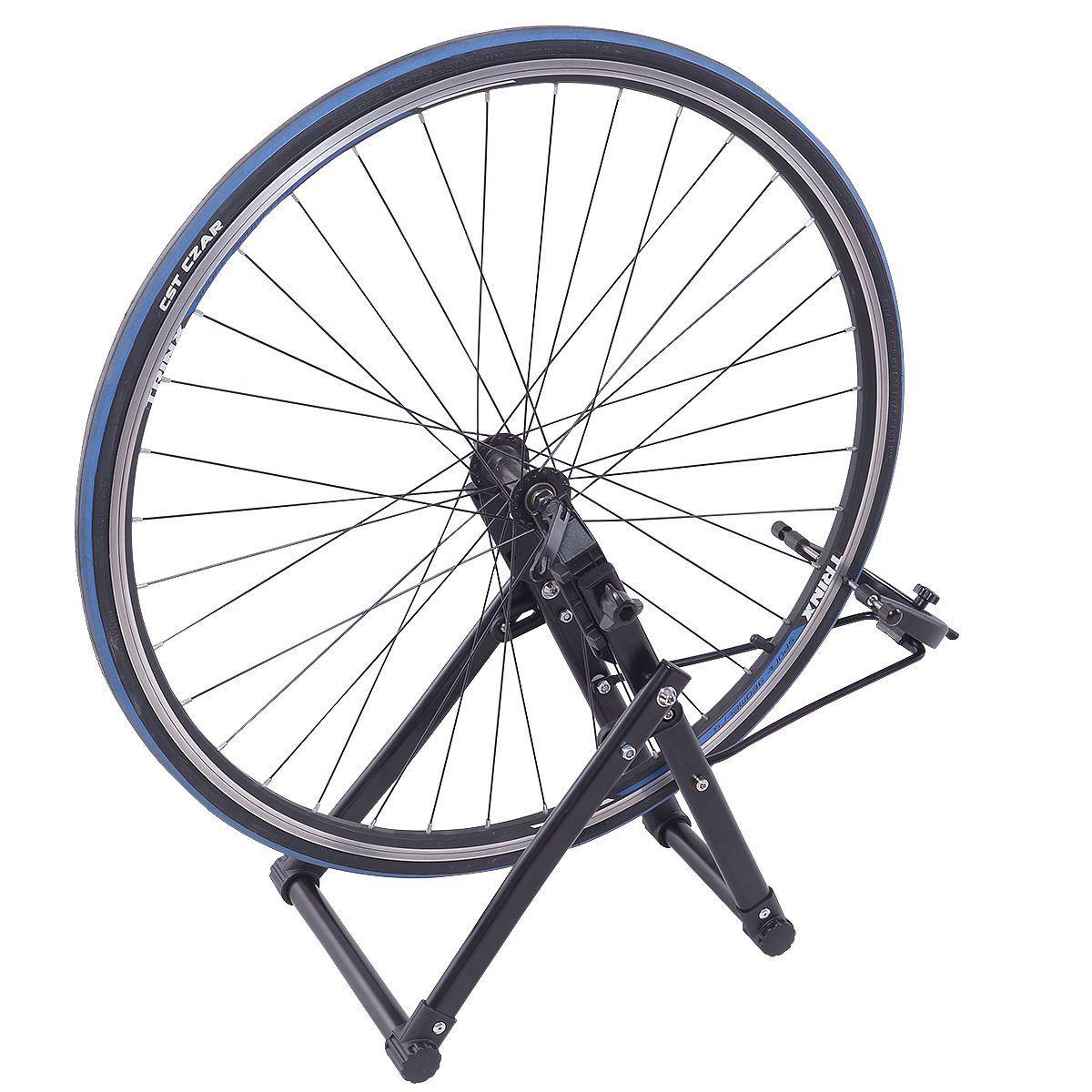 Goplus Professional Bike Wheel Truing Stand Bicycle Wheel