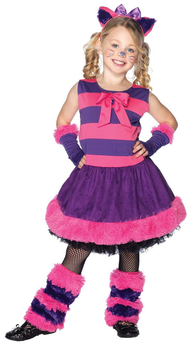 Girls Cheshire Cat Costume Product Description This Girls Cheshire