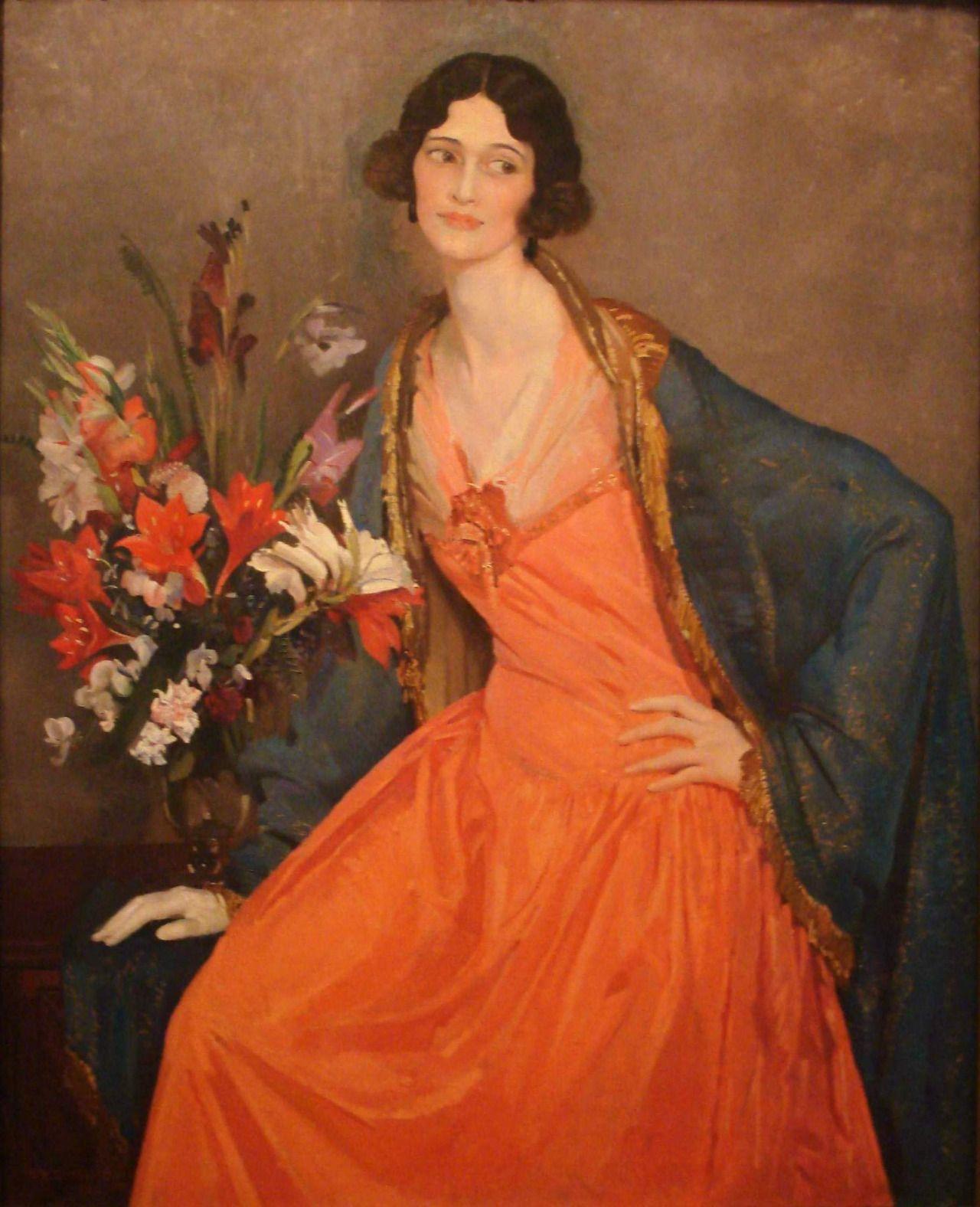 Washington Thomas Lambert (18731930) Hera, 1924