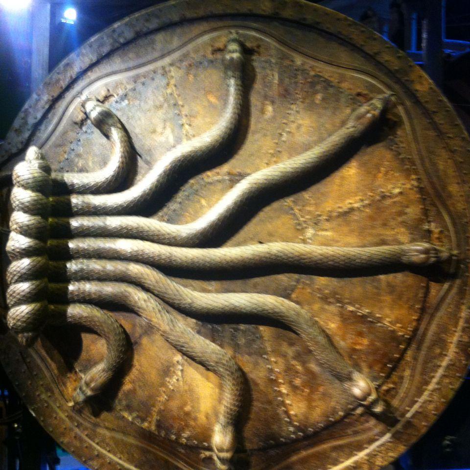 Warner Brother Studios - Door to the Chambers of Secrets | harry ...