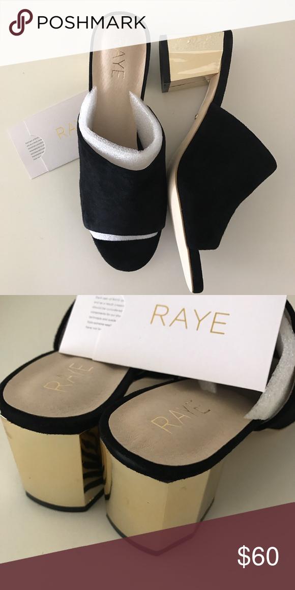 raye the label mules | my posh picks | pinterest | shoes, gold heels