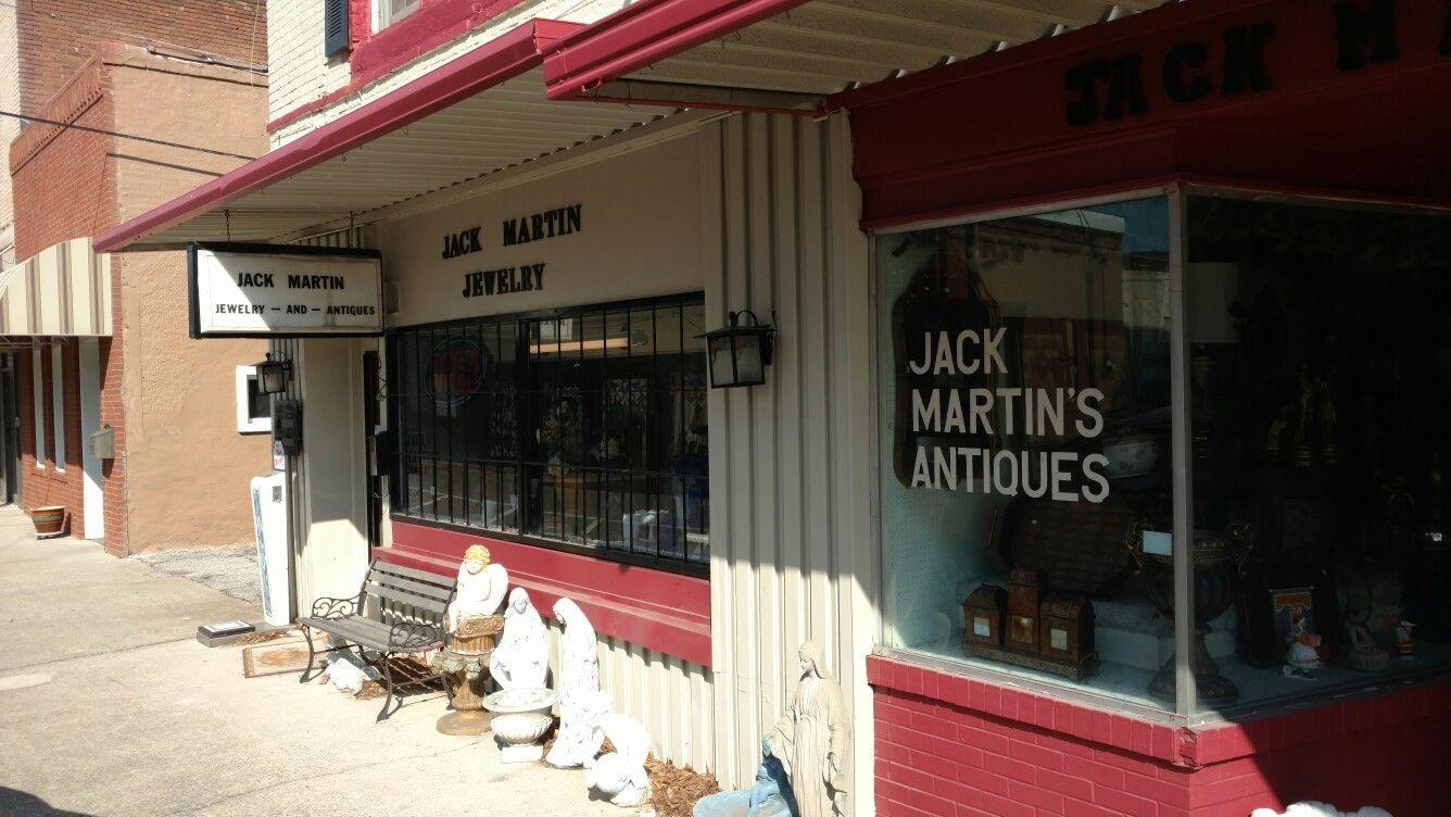 Jack Martin S Antique Mckenzie Tn