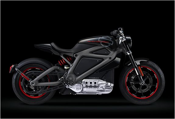HARLEY-DAVIDSON LIVEWIRE ELECTRIC MOTORCYCLE  - http://www.gadgets-magazine.com/harley-davidson-livewire-electric-motorcycle/