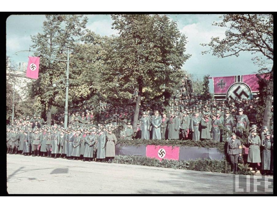 Desfile Nazista.