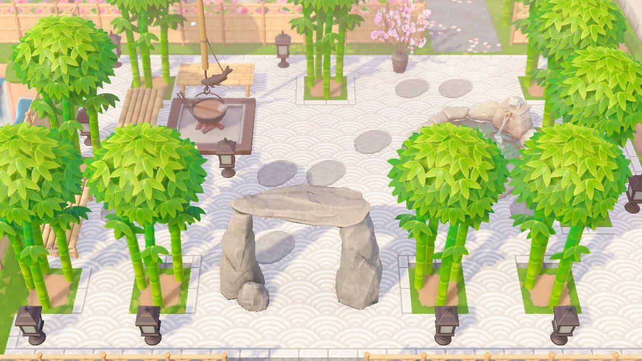 Acnh Rock Garden Design Ideas