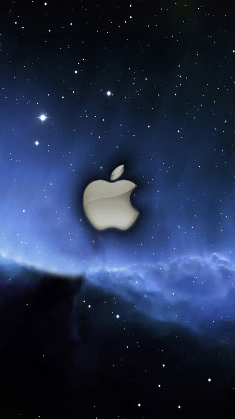 Apple Wallpaper Iphone 6 Se Logo Star Space Wallpapers Google Search Downloads Searching