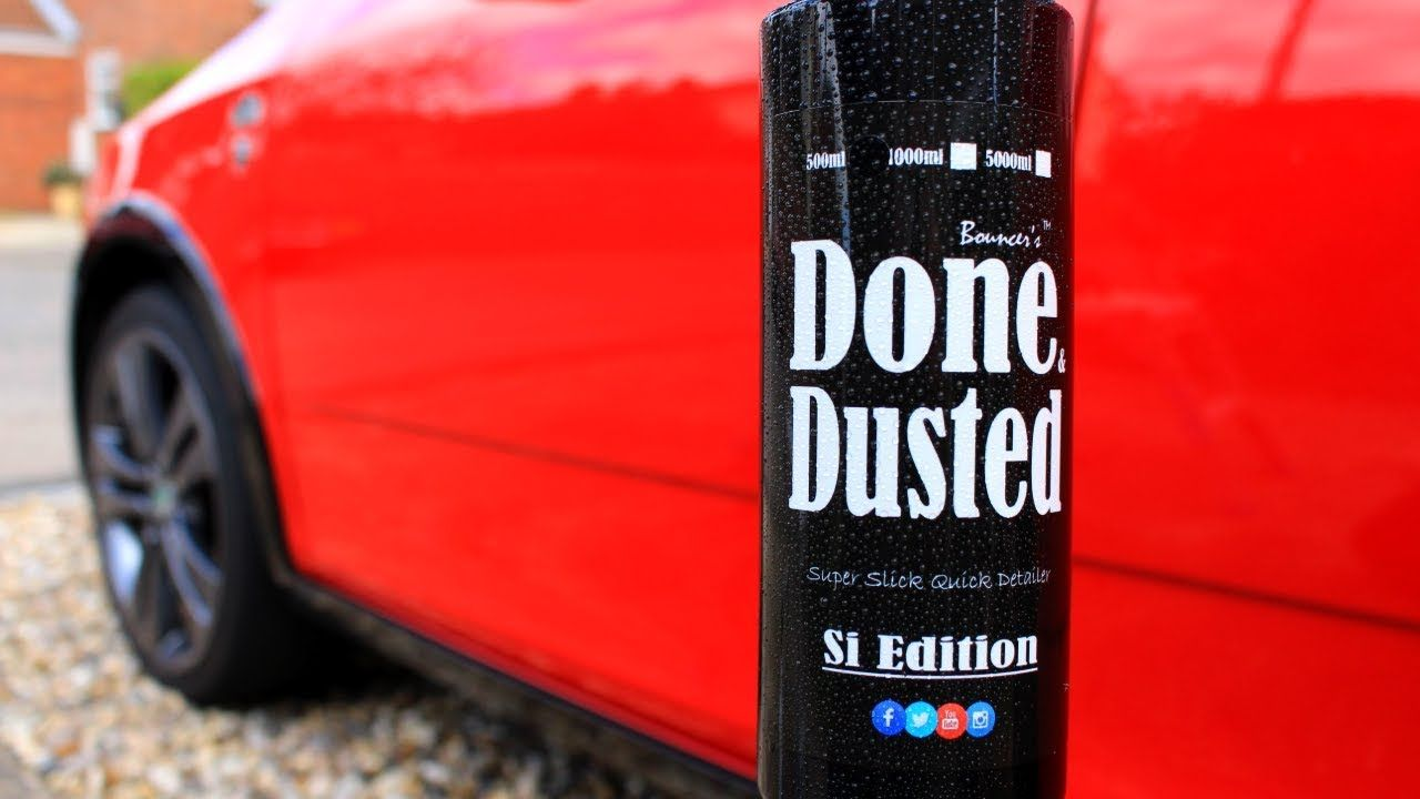 Is This The Best Quick Detailer Ever