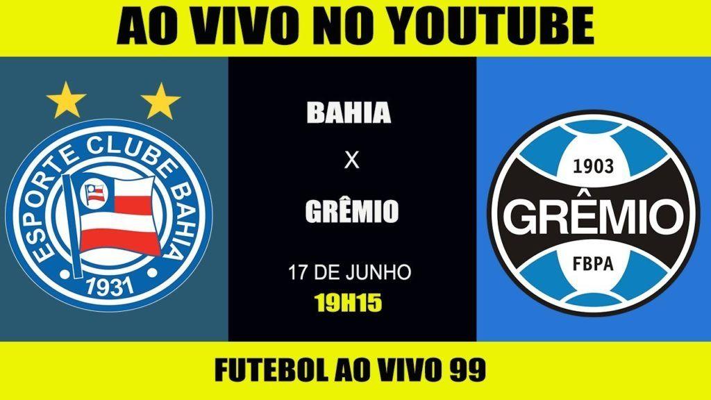 Acompanhe A Narracao Online De Bahia X Gremio Ao Vivo Copa Do Brasil 2019 Futebol Stats Bahia Gremio Copa Brasil