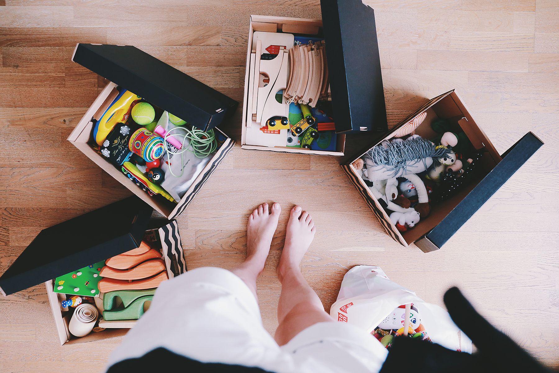 Оптимизация игрушек и посуды - DaryaDarya