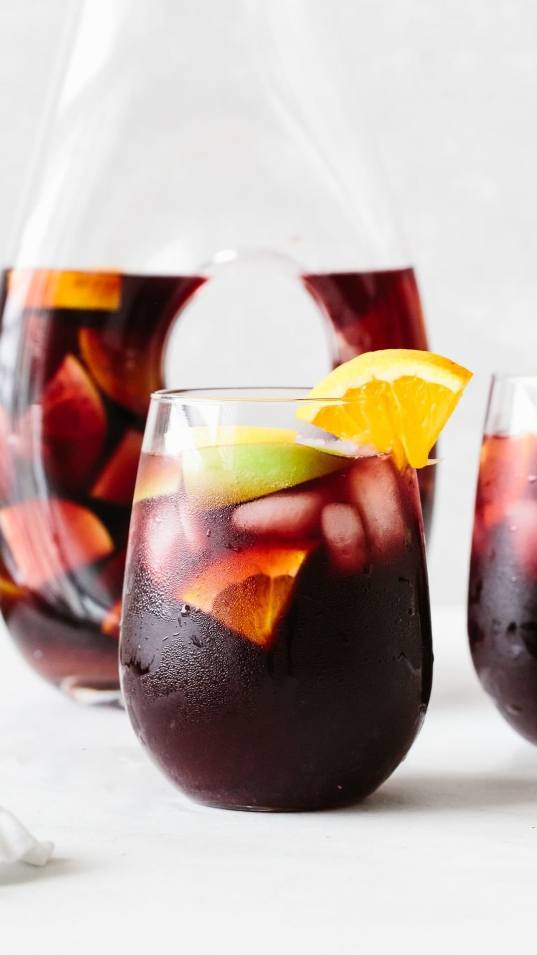 Lisa Bryan On Instagram It S Sangria Time Sangria Is A Sweet Cocktail Made From An Infusion Of Spanish R In 2020 Red Sangria Red Sangria Recipes Best Sangria Recipe