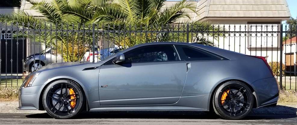 Pin on Cadillac CTSV Coupe