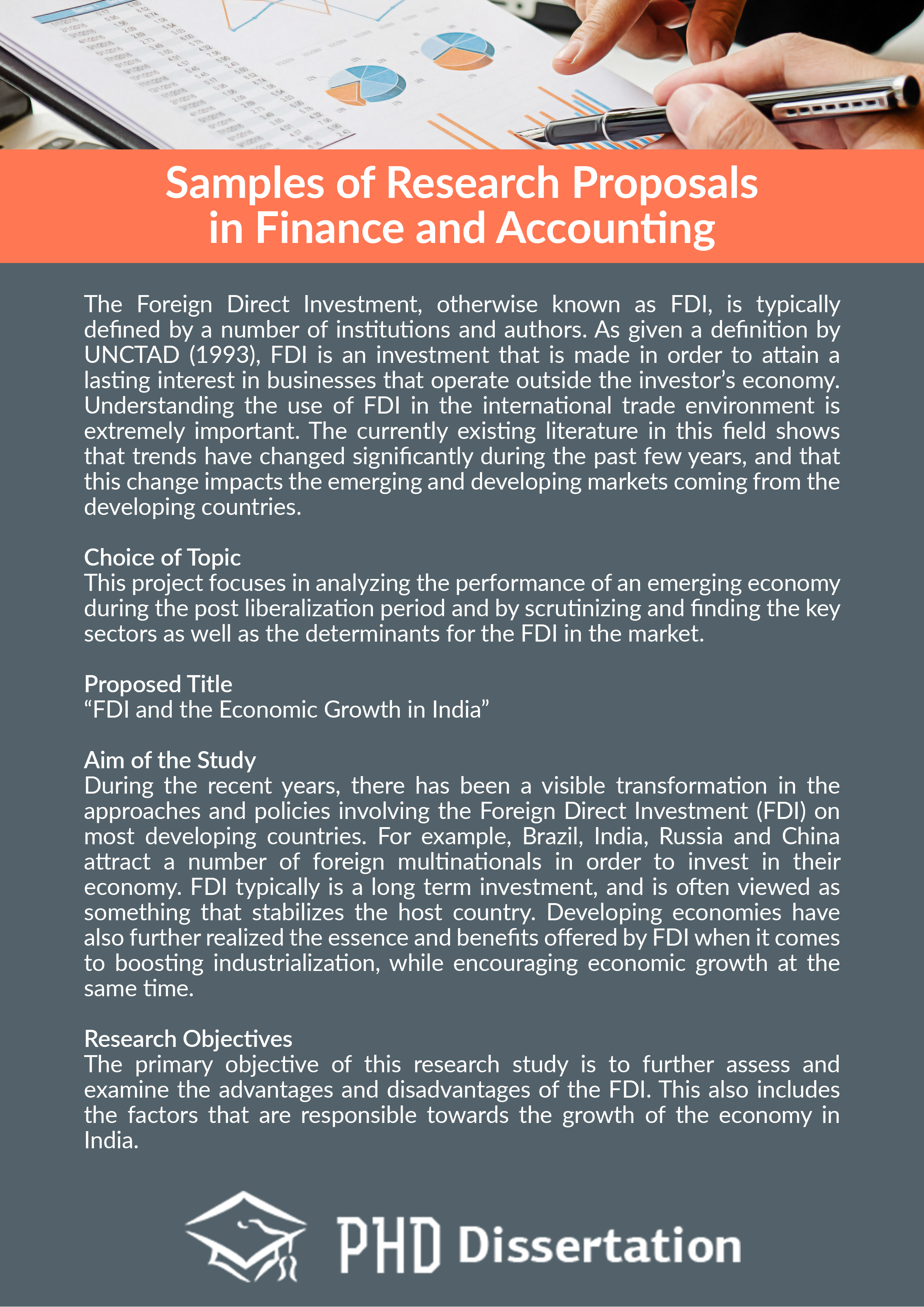 Pay to get accounting dissertation proposal resume samples with objectives