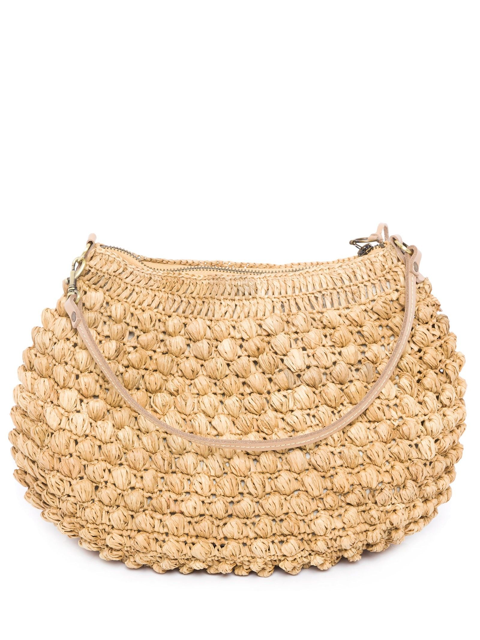 c337afc73 Bolsa de crochet de fio de palha | BOLSAS | BAG | Crochet patterns ...